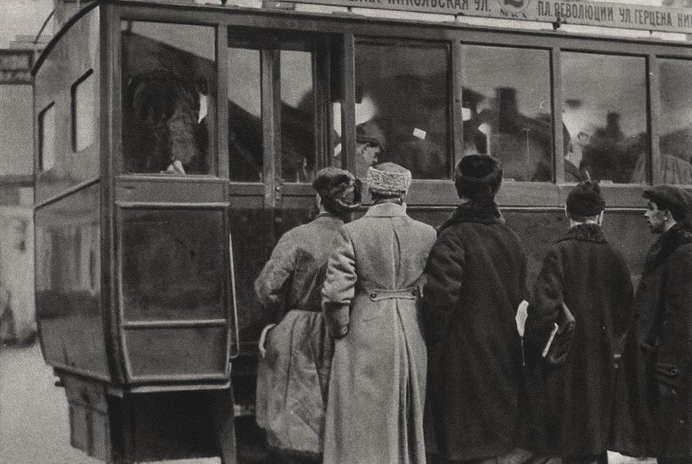 retro fotografii Moskvy 2