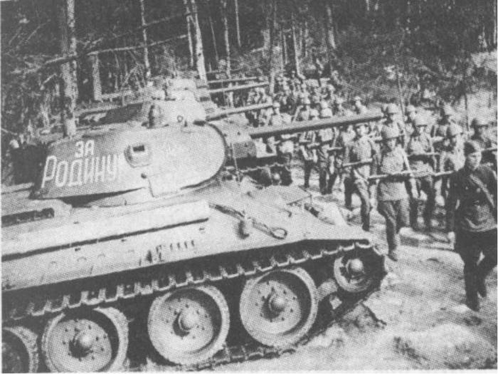Были сделаны десятки тысяч танков. /Фото: yandex.ua.