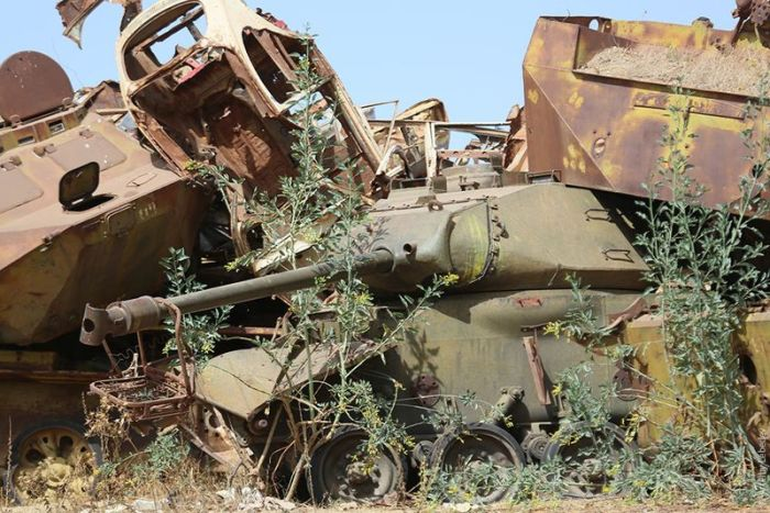 Ненужные машины всегда утилизировались. /Фото: m.fishki.net.