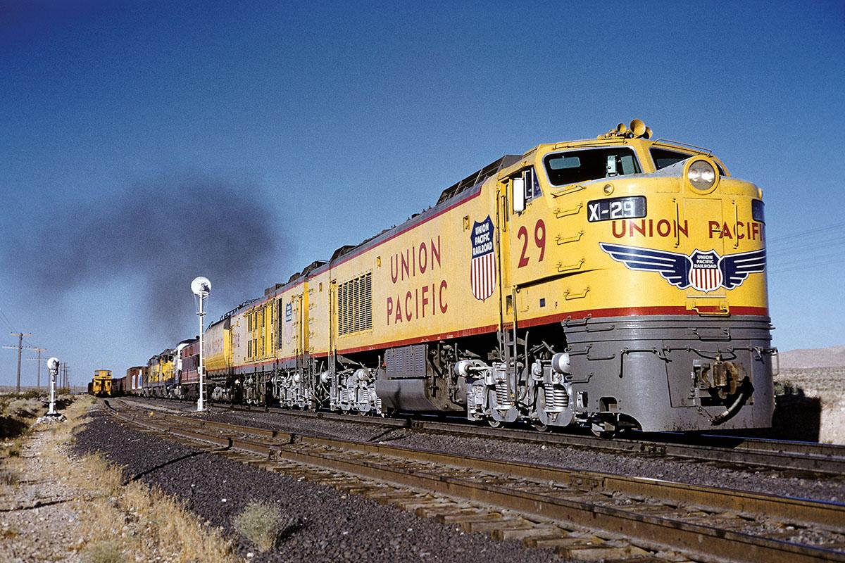 Union Pacific's «Big Blow»