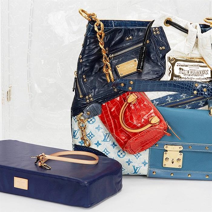 Сумка Tribute Patchwork Bag, стоимостью 45 тысяч долларов. / Фото: xupes.com