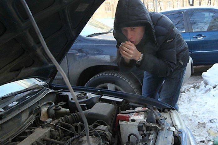 Чтобы машина не мерзла.  Фото: yandex.ua.