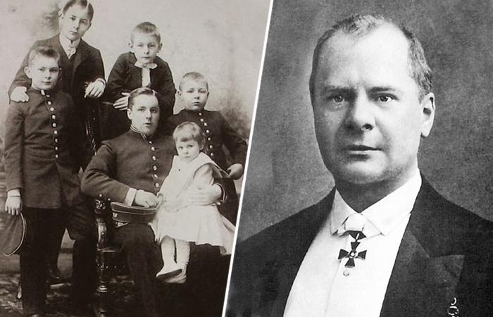 Почему дети купца Елисеева отказались от наследства