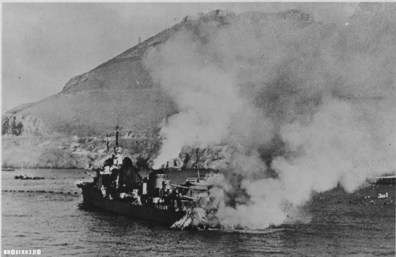 Французский флот: между молотом и наковальней
