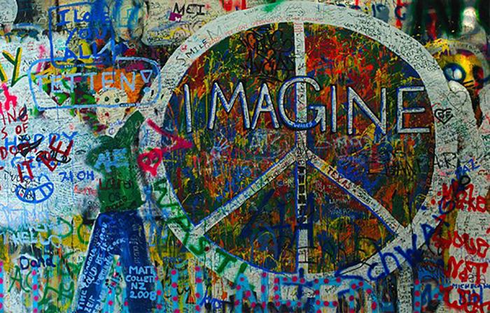 Мир во всё мире - это же не плохо. Фото: sub-cult.ru.