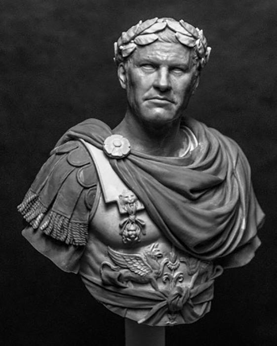 Гай Юлий Цезарь.