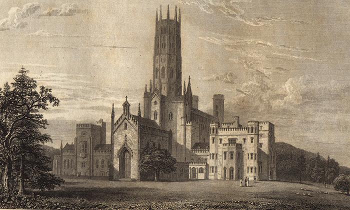 Тайна самого эпатажного здания Англии Англия,Сооружения,История
