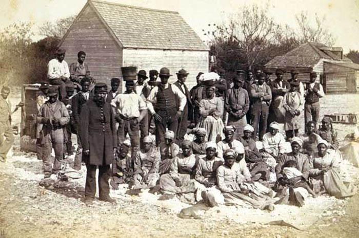 Отмена рабовладения была далеко не полной.