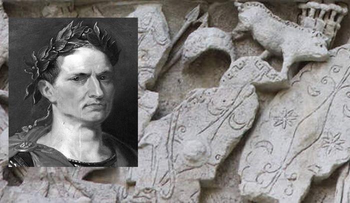 Как Юлий Цезарь построил уникальный мост и разрушил его