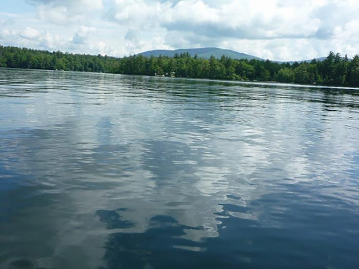 Озеро Уиннипесоки.