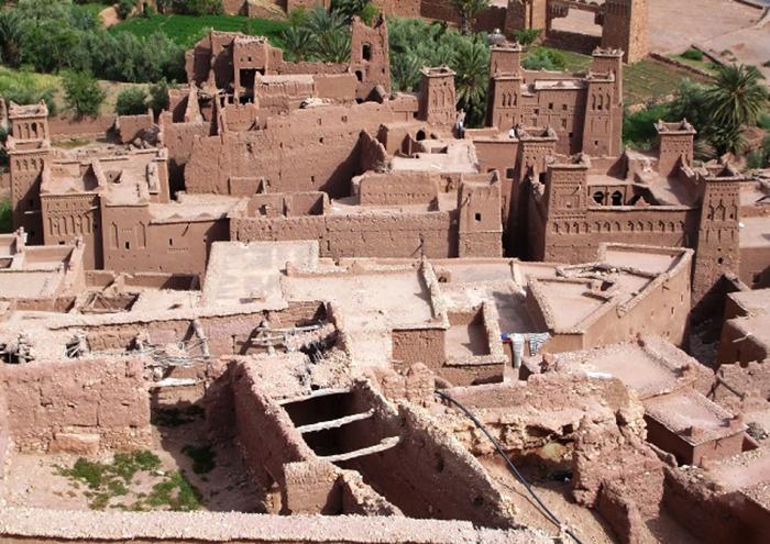 Руины величайшего государства своего времени - Вавилонского царства.