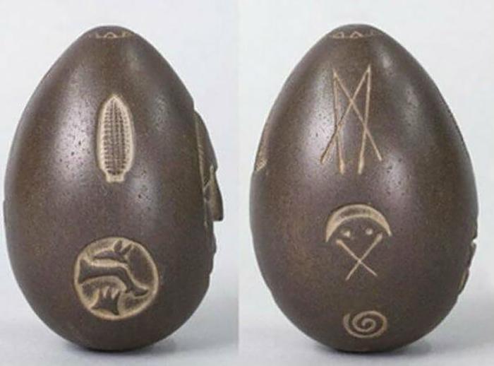 Предполагается, что артефакт принадлежит коренным американцам.