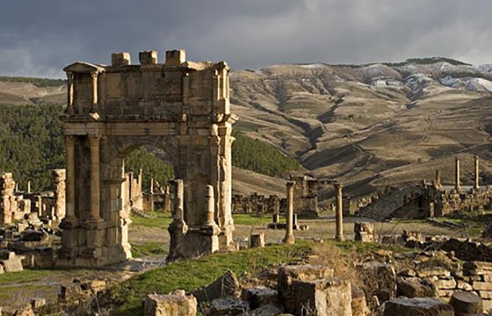 Какие тайны открыл древнеримский город-призрак Тимгад Древности