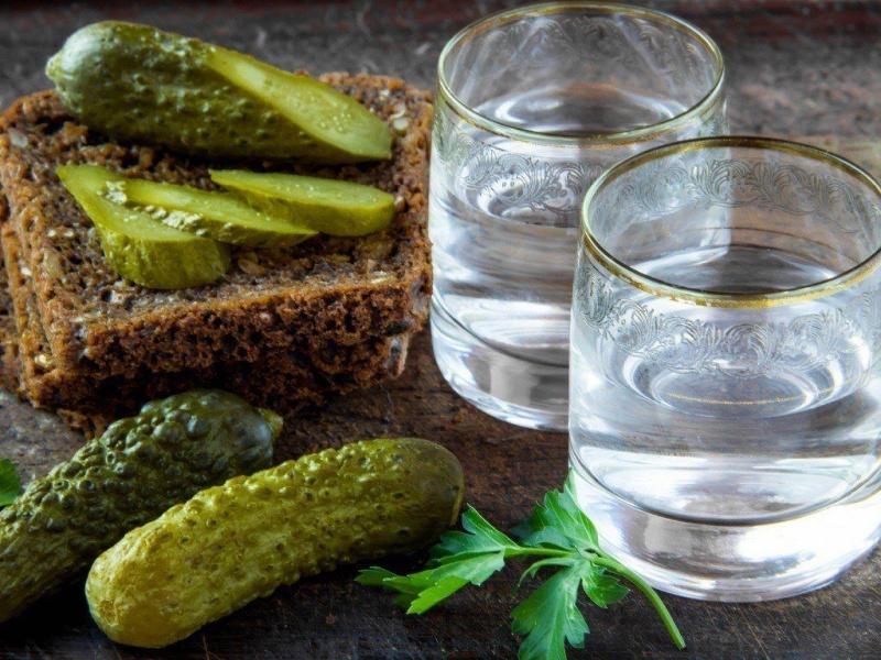 Чем нельзя закусывать крепкий алкоголь Еда
