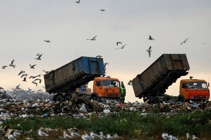Переработка мусора перевод на английский
