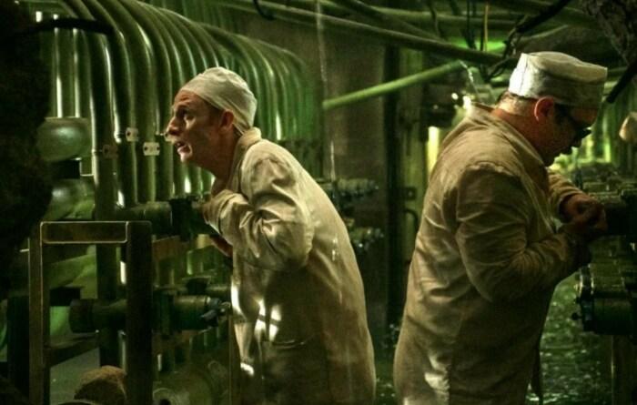 Кадр из фильма «Чернобыль». / Фото: www.kinopoisk.ru