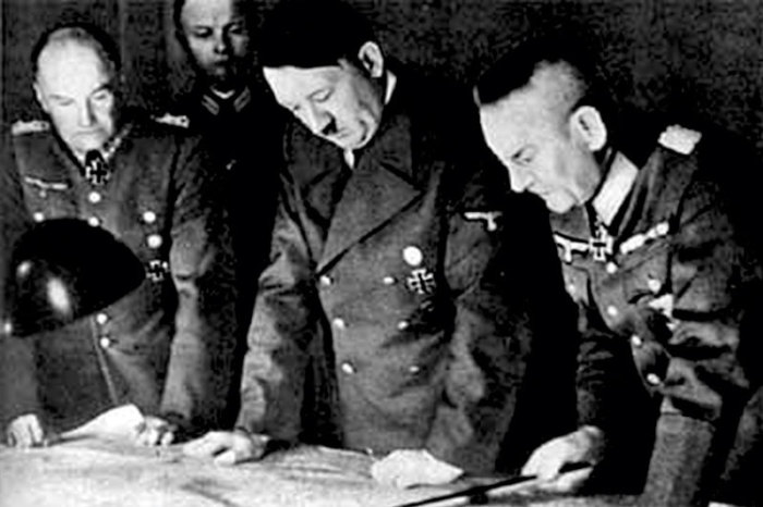 Штаб Гитлера. /Фото: ziuavictoriei2020.ro