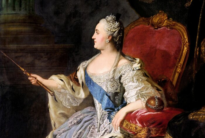 Екатерина II не стала препятствовать браку Орлова. /Фото: images.inlearno.ru