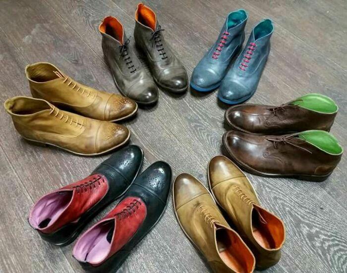 «Шузы» на сленге стиляг — обувь.
