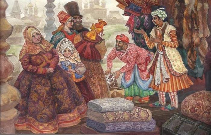 Что нельзя было дарить на Руси Традиции