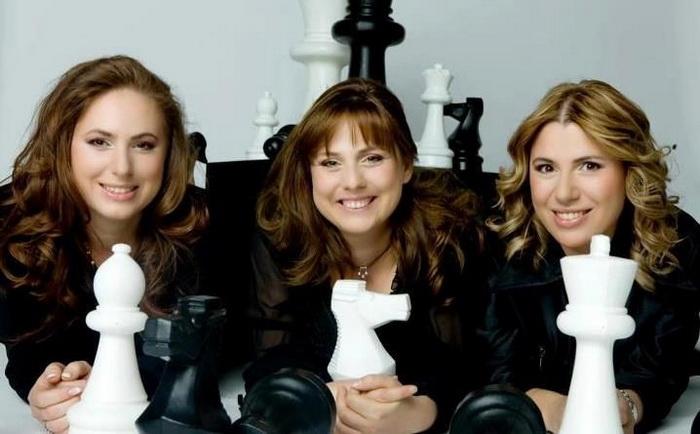 Ход королевой: как три сестры стали известными шахматистками
