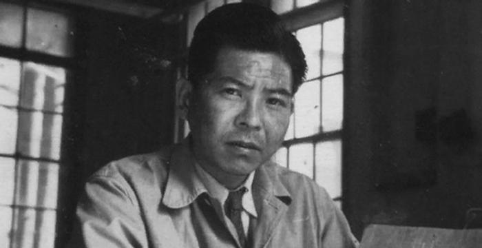 Цутому Ямагути в молодости