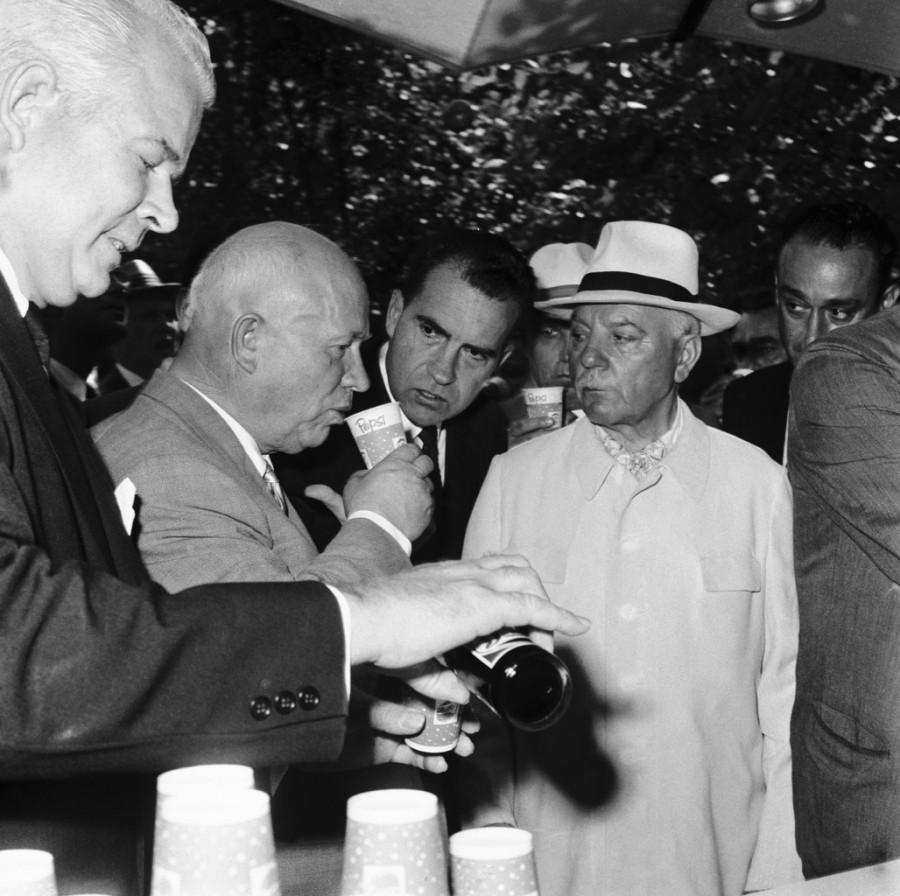 «Пепси» — за советские подводные лодки