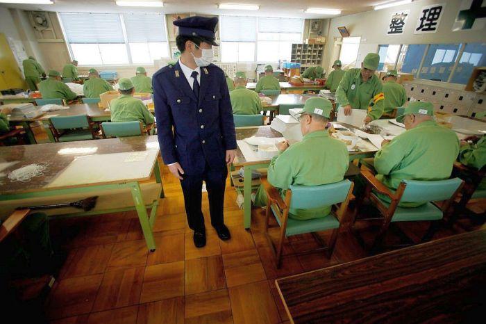Тюрьма Ономичи, Япония. / Фото: www.onestory.online