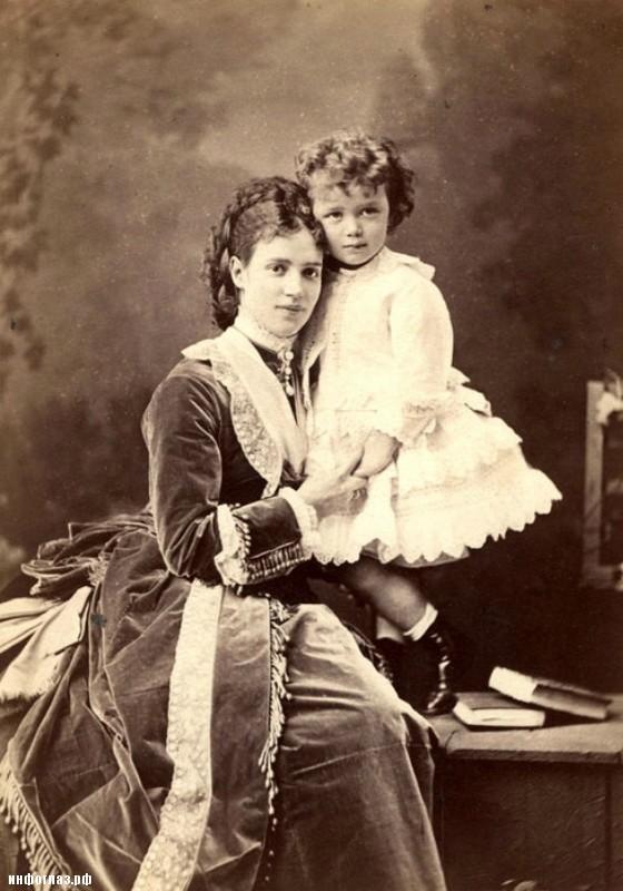 Платья для мальчиков в XVI-XIX веках