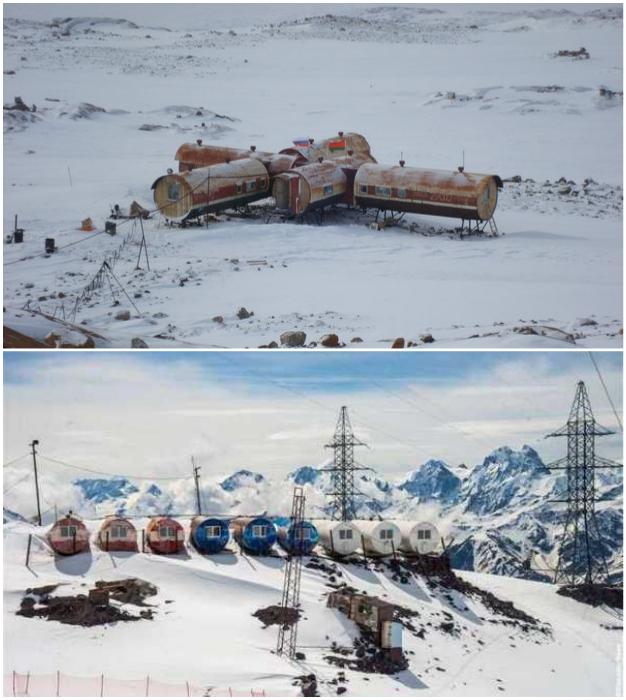Дома-цистерны востребованы и для создания исследовательских станций, и альпинистских баз.