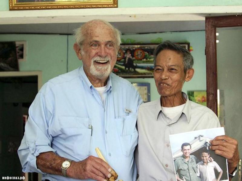 3aaa81f28a224af7a2e93714f5d2bd9c 23002a5cf96d5015360f6a7067008be1 Американский врач вернул вьетнамцу его ампутированную полвека назад руку