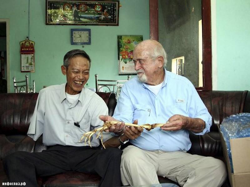 3aaa81f28a224af7a2e93714f5d2bd9c 64926ed3f96a5015360f6a706700438f Американский врач вернул вьетнамцу его ампутированную полвека назад руку