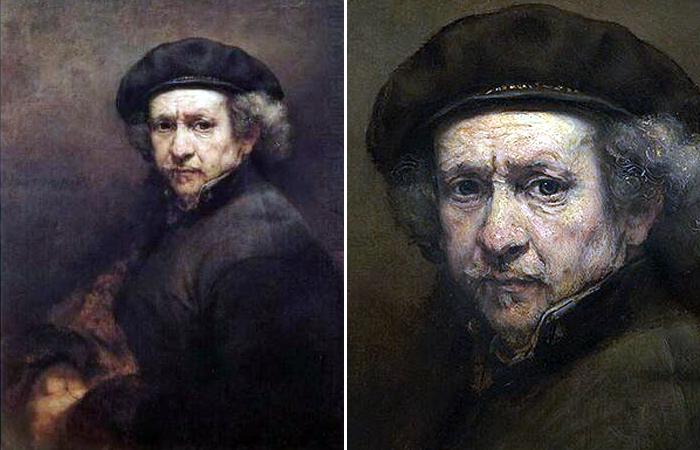 Автопортрет 1659 года