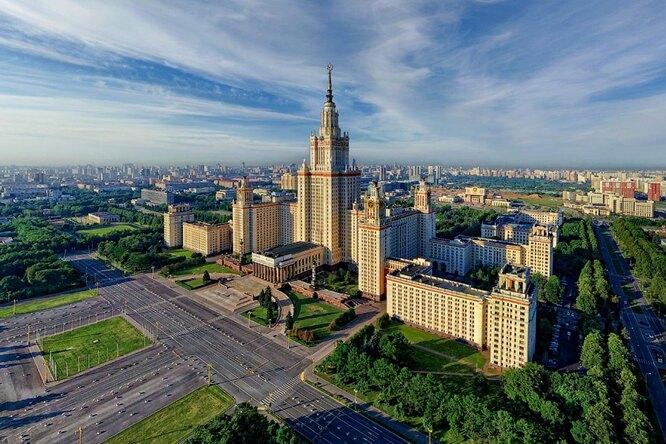 Как строились легендарные «сталинки»: высотки Москвы