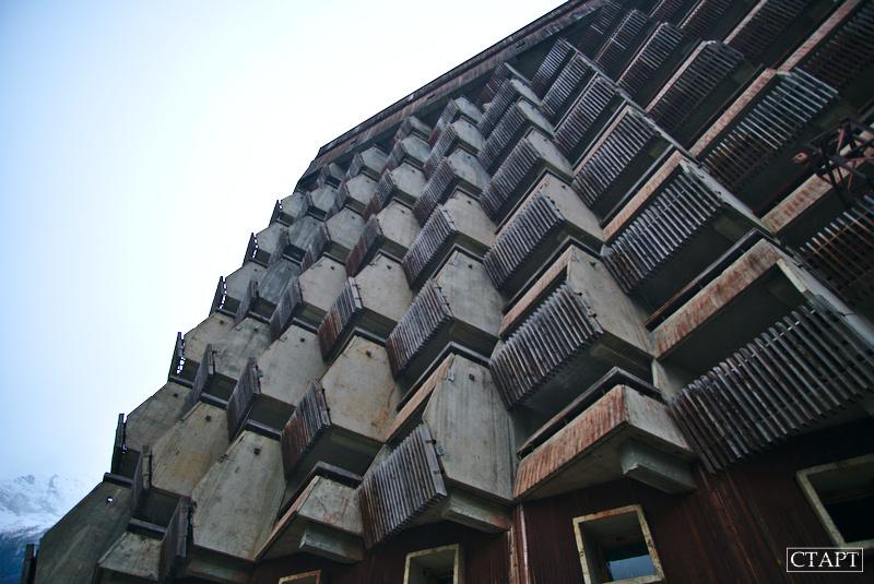 Гостиница Аманауз в Домбае фото