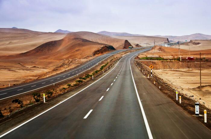 Казалось бы, есть отличное шоссе, которое идет от Соединенных Штатов до Аргентины, а доехать нельзя / Фото: planetofhotels.com