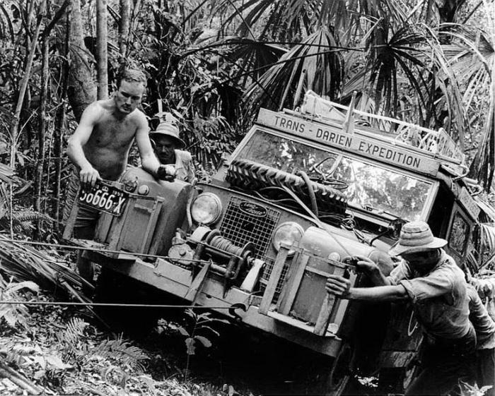 Болота с джунглями не пускают чужаков в свой мир, все человеческие усилия уничтожаются практически в течение нескольких дней / Фото: 4x4.media