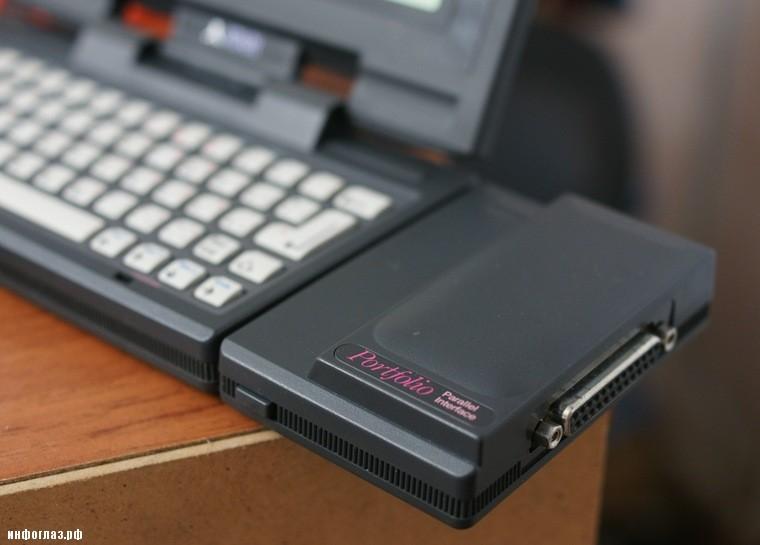 atariportfolio10 Atari Portfolio: ноутбук из «Терминатора 2»