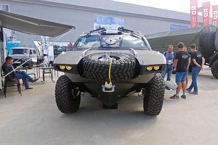 Отличная машина для охоты и рыбалки. |Фото: photos.rg.ru.