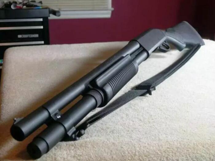 Серьезное оружие. |Фото: survival-mastery.com.