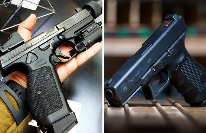 В чем пистолет Лебедева превосходит импортный «Глок» Оружие