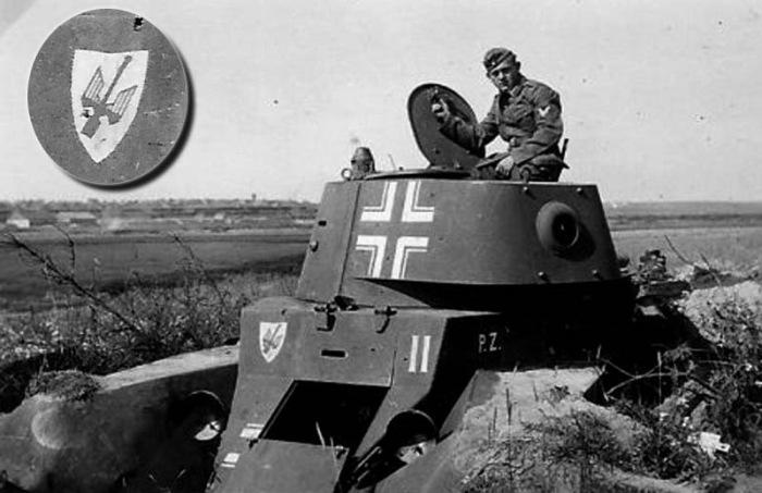 Всегда был символом немецкой армии. /Фото: vk.com.