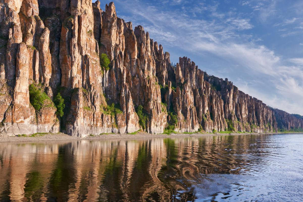 Самые живописные места России, которые стоит посетить Россия
