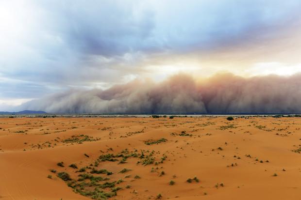 Семь знаменитых ветров планеты Явления природы