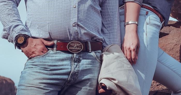 Массовое производство запустили поляки, именно их джинсы и были широко известны в СССР / Фото: vladnews.ru