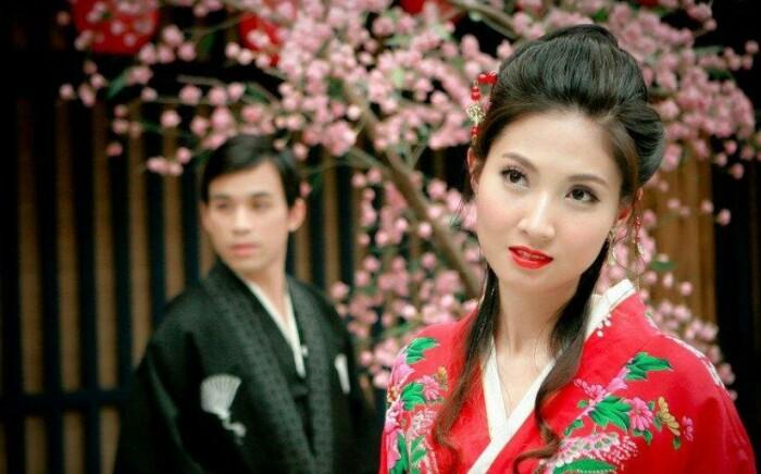 Японская культура была глубоко патриархальной.