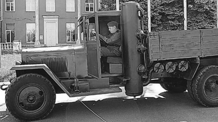 После 1949 года появилась версия ЗИС-21А, работающая на обновленной системе / Фото: chelyabinsk.bezformata.com