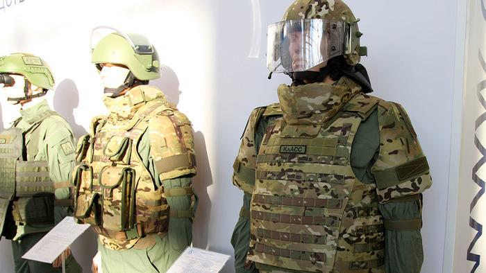 Кто бы мог подумать ещё столетие назад, что лучшим защитником от пуль для солдата станет ткань. /Фото: rt.com