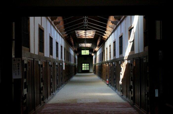 Японские тюрьмы строго режима для мужчин - одни из самых суровых в мире. | Фото: antipriunil.ru.