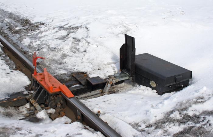 Используется в крайних случаях. ¦Фото: train-photo.ru.